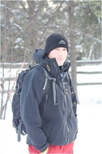 Matth au lac Croche