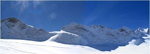 Panorama Meije 3