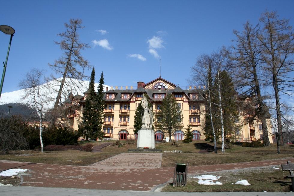 Slovaquie - Stary Smokovec